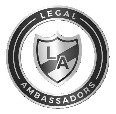 photo of legal ambassadors logo